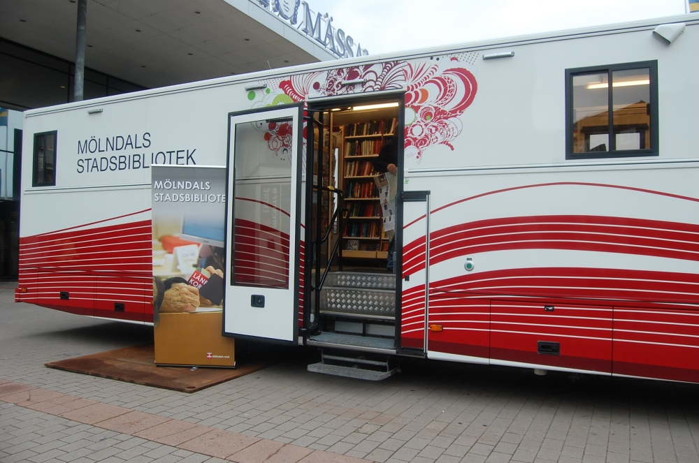 mobile libraries (1/5)