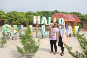 Hello all...warm welcome from gili labak