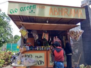 Abhirama mini market